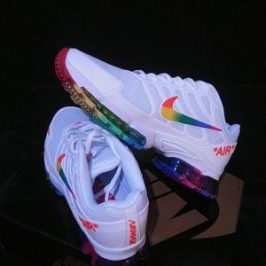 Nike Shoes   Womens Nike Rainbow Airmax
